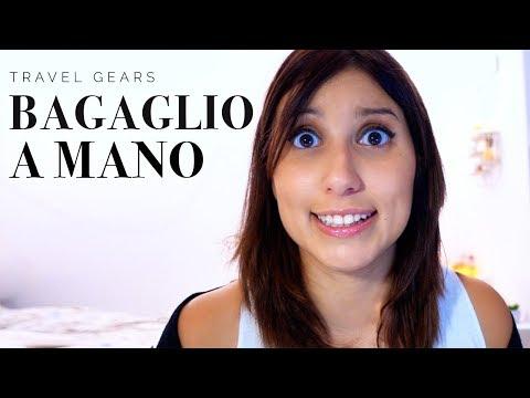 Le REGOLE del BAGAGLIO A MANO #TravelGears | Serena Matcha Latte