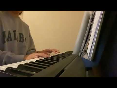 One of our students playing Colors of the Wind (Pocahontas) Disney ShowTime Piano Level 2A.