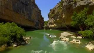 ONEAN Boards - River jetsurfing 2015