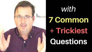 How to Confidently Answer ANY Interview Question