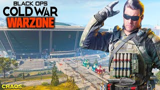 WARZONE is Coming to Black Ops COLD WAR