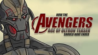 Download Youtube: How The Avengers: Age of Ultron Teaser Should Have Ended