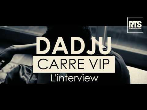 Dadju l'interview dans Carre VIP sur RTS