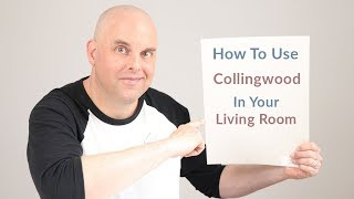 How To Use Benjamin Moore Collingwood In Your Living Room