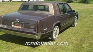 1992 Cadillac Deville SOLD.
