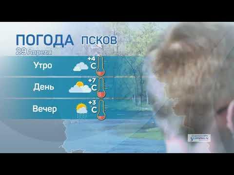 Прогноз погоды / 29.04.2021