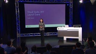 מיקרוסופט שחררה את Visual Studio 2017!