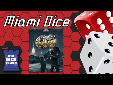 Miami Dice - The Manhattan Project 2: Minutes to Midnight