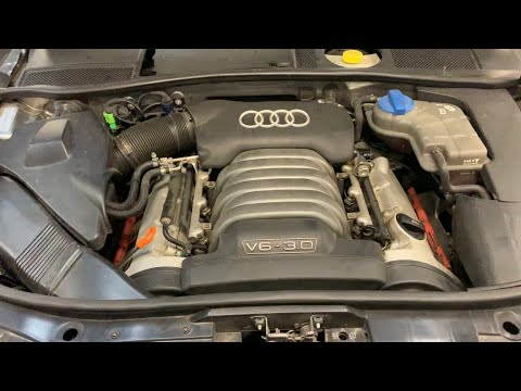 Фото к видео: Audi A6 C5, сколько ещё нужно вложить!?! Диагностика после покупки.Будни Клубного Гаража.
