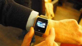 Переключение между кредитными картами на часах Apple Watch (Apple Pay). Для Bankir.Ru