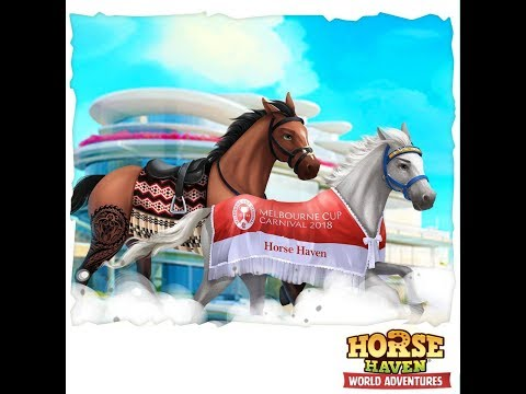 Horse Haven World Adventures - Es wird erstmal keine neue Ranch geben| NeuePferde + Neues Rennen