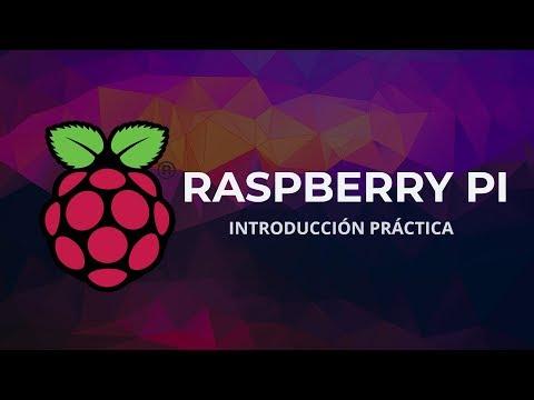 Raspberry Pi, Curso para principiantes