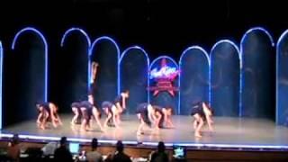 Everybody Hurts choreo by Gina Kennedy