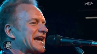 "Sting: I Can't Stop Thinking About You (Live) - New Single | from ""57th & 9th"""