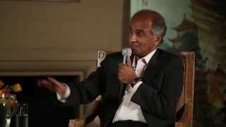 Don George In Conversation With Pico Iyer