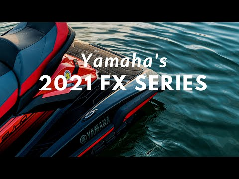 2021 Yamaha FX Limited SVHO in Victorville, California - Video 1