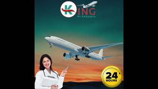 Air Ambulance Service in Coimbatore is now for Immediate Shifting by King