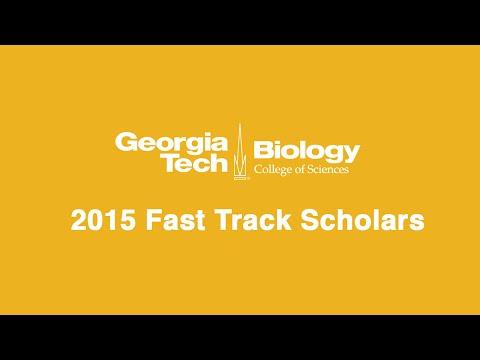 2015 Fast Track Scholars