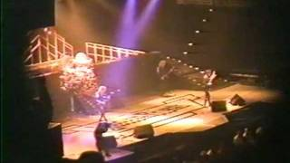 Judas Priest - Ram It Down & Heavy Metal (Live In Miami 1988) [4:3 HQ 480p]