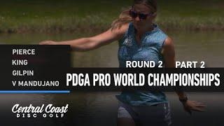 2021 World Championships - R2B9 - Pierce, King, Gilpin, Mandujano
