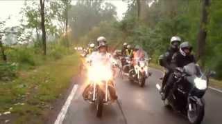 preview picture of video 'polsko-czeski zlot hamysy pszów 2012'