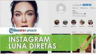 Instagram Luna Maya Diretas WMA Club asal Turki, Ini Respons Warganet Indonesia