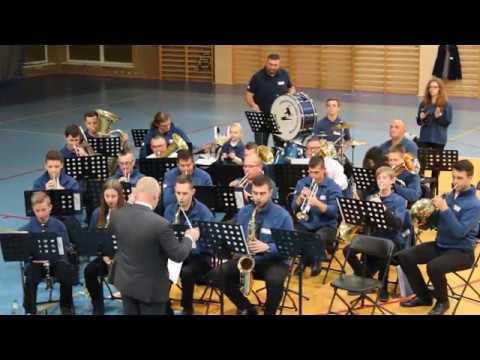 Turek24. Koncert Orkiestry Dętej M-GOK w Tuliszkowie
