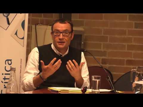 Coloquio: Anaclet Pons. Historia Social e Historia Cultural. Reflexiones Historiográficas
