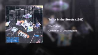 Terror In the Streets (1985)