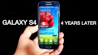 Samsung Galaxy S4 - 4 Years Later?