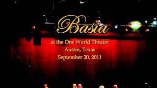 BASIA_How Dare You  at the One World Theatre, Austin(HD)