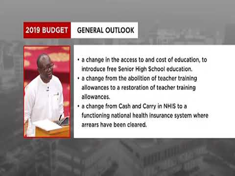2019 Budget: General Outlook - AM Show on Joy News (12-11-19)