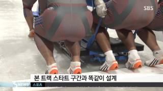 여름에도 얼음에서 연습…'썰매 대표팀'에 새 날개 / SBS