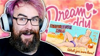 DOWN & DIRTY ON THE OPEN SEAS   Dream Daddy: A Dad Dating Simulator Gameplay- Part 3 (JOSEPH ENDING)
