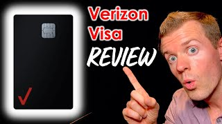 VERIZON CREDIT CARD REVIEW! (Verizon Visa Credit Card)