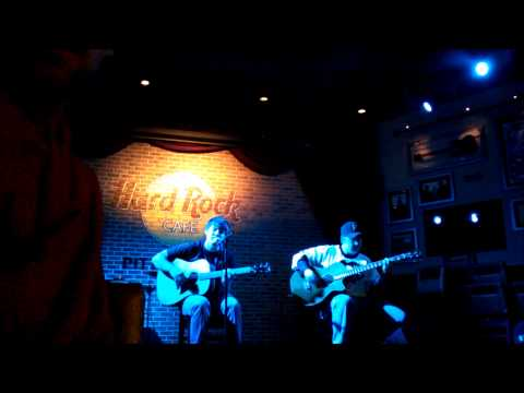 The Tilt Room - Goodbye Setting Sun LIVE at The Hard Rock
