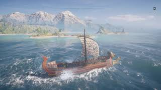 5c54c013a8f45 Assassin's Creed Odyssey: Shallow, high sea, sunset and perfct storm