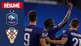 Perancis 4-2 Kroasia Matchday 2