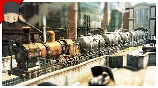 ANNO 1800 - Ep.07 : TRAINS, ZOO & ELECTRICITY! (ANNO 1800 Full Release Gameplay)