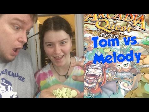 Live! Arcadia Quest Pets - Tom vs. Melody (Mission 3)