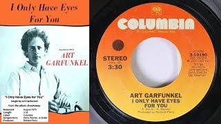 Art Garfunkel - I Only Have Eyes For You (single)