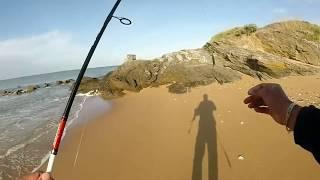 Pêche De Bars Au Portmain
