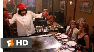 Beverly Hills Ninja (5/8) Movie CLIP - Haru the Hibachi Chef (1997) HD