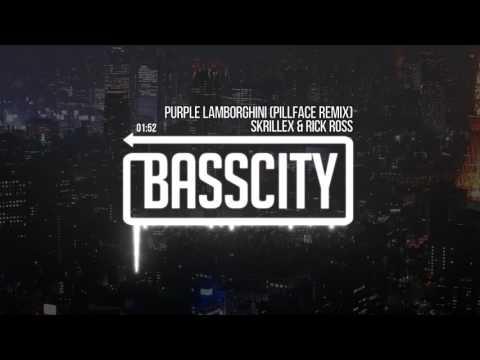 Skrillex & Rick Ross - Purple Lamborghini (Pillface Remix)