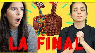 Torta GRAVEDAD a prueba - Caro vs. Paulina LA GRAN FINAL