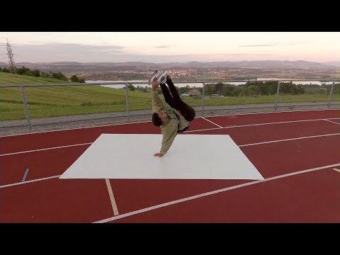 Inthu VK: Switzerland based Tamil Break Dancer