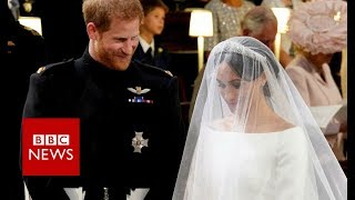 Royal wedding 2018: Lip-reader on what Meghan and Harry said - BBC News - Video Youtube