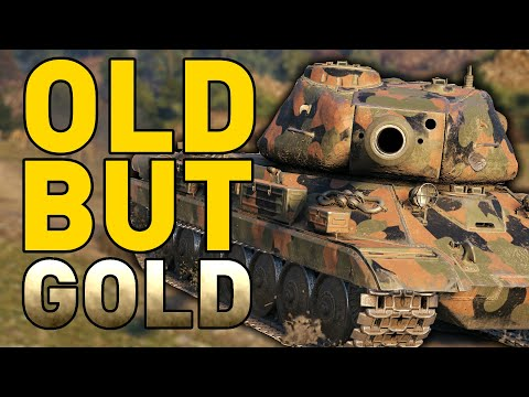 OLD BUT GOLD - World of Tanks