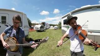 The East Pointers - Secret Victory - Winnipeg Folk Fest Sessions 360° 4K