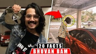 20 Facts You Didn't Know About Bhuvan Bam | BB Ki Vines | Hindi